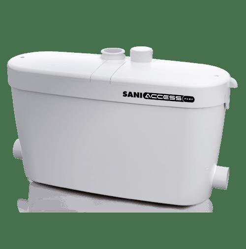 Saniaccess pump  в фирменном магазине SFA